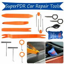 US 13pc Car Trim Removal Tools Auto Door Panel Dash Radio Body Clip Open Pry Kit