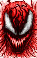 Carnage Spiderman 11 x 17 High Quality Poster
