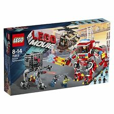 70813 RESCUE REINFORCEMENTS lego NEW movie SEALED misb legos set fire truck meck