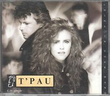 T'Pau  CD-SINGLE CHINA IN YOUR HAND  (c) 1987 Virgin