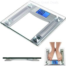 """NEW Precision Weight Scale Balance from High Accuracy Digital Bathroom W/ 4.3"""""""