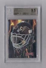 RON HEXTALL 95-96 PINNACLE MASKS BGS 9.5 GEM MINT