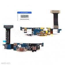 SAMSUNG GALAXY S6 EDGE G925F G925 FLAT DOCK RICARICA CONNETTORE MICROFONO TASTI