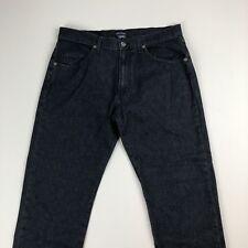 a28c0f330d1 Brand: Yves Saint Laurent. Mens SAINT JAMES Dark Wash Straught Leg Classic Denim  Jeans Size 34 X 30