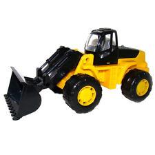 WADER 36940 Schaufellader klein Bagger Baufahrzeug Spielzeugbagger Spielzeugauto