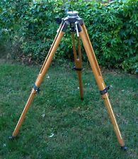 Berlebach camera tripod, Ash wood, Ball Head, Adjustable and Telescoping legs