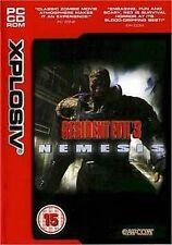 RESIDENT EVIL 3 - Némésis - jeu PC - NEUF CDO