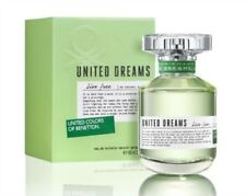 United Colors of Benetton. United Dreams Live EDT - 80 ml (For Women)