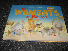 THE WOMBATS GO TO THE ZOO BY ROLAND HARVEY SOFTCOVER BRAND NEW