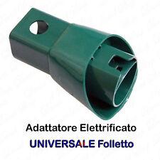ADATTATORE ELETTRIFICATO PER VORWERK Folletto VK 130 131 135 136 140 150 Ricambi
