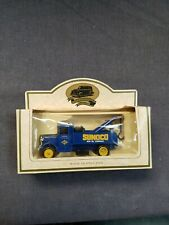 Lledo Days Gone Sunoco Sun Oil Company Tow Truck Die-Cast England Made New
