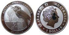 AUSTRALIEN 1 Dollar 2016 KOOKABURRA  1 Unze SILBER