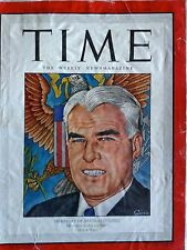 TIME MAGAZINE Back Issues december 11 1944  Volume XLIV  # 24