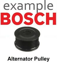 BOSCH Alternator Clutch Pulley F00M061029
