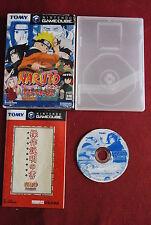 NARUTO - Game Cube - JAP