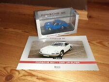 1:43 Porsche 901 Modellauto ATLAS Neu OvP