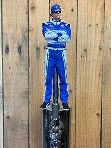 NASCAR TAP HANDLE Dale Earnhardt Jr BEER KEG Race Chevy Oreo