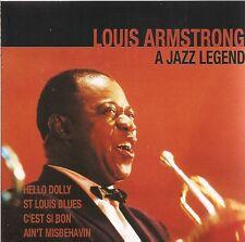 Louis Armstrong – A Jazz Legend