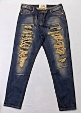 Womens sz 13 Juniors Soho Baibe Destroyed Jeans 5 pocket distressed  jb2-0038