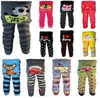 Boys/Girls Legging Trouser Pants,Disney Character Cartoon Stretch,6,12,18,24mths