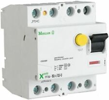 4P 25 A, RCD Switch, Trip Sensitivity 30mA, DIN Rail Mount PXF PXF-A