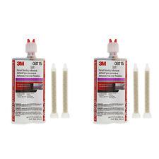 3M 08115 Panel Bonding Adhesive, 200 ml, 2 Pack