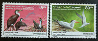 Briefmarke Maurtanie / Mauretanien Yvert Und Tellier N°605 606 N (Cyn19)