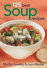 125 Best Soup Recipes-ExLibrary