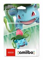 Amiibo N°76 Herbizarre Switch Super Smash Bros Pokemon Nintendo ivysaur 3DS