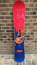 New listing 2001 Burton Custom Superfly Ii 156cm Og Shaft Snowboard Rare Vintage
