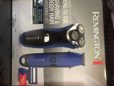 Remington Lithium R9000 Series Shaving & Body Hair Grooming Set Wet/Dry