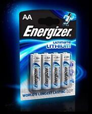 12 Energizer Ultimate Lithium AA Mignon Batterien MN1500 LR6 AM3