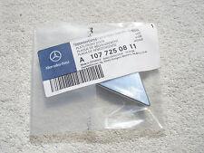 OEM W107 MERCEDES RH INSIDE CHROME MIRROR COVER 350SL 380SL 450SL 450SLC NEW!