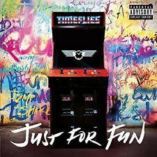 Timeflies: Just for Fun ~ Sealed CD (Sep-2015, Island (USA))
