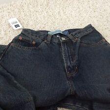 Gap  Denin Jeans Off Faded Blue Reverse 1  Long New Women Cotton