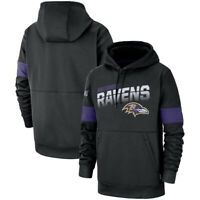Baltimore Ravens Hoodie Sweatshirt 100th Anniversary Pullover Jacket Coat