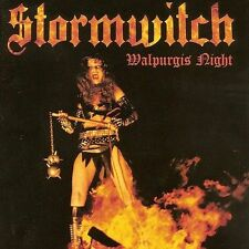 STORMWITCH - WALPURGIS NIGHT- CD SIGILLATO