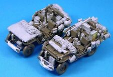 Legend 1245 1/35 Jeep Willys MB Stowage Set (2 Vehicles)