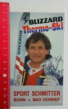 Aufkleber/Sticker: Blizzard Thermo Ski 1986 (25071654)
