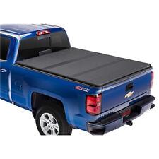 Fit 02-08 Dodge Ram1500 Lock Hard Solid Tri-Fold Tonneau Covers 6.5ft Truck Bed