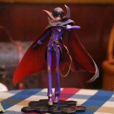 NEW Limited Code Geass R2 1/8 Lelouch Zero Figure 1st ED GEM Figurine No Box