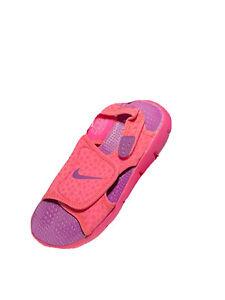 Nike Sunray Adjust (TD) SIZE 1y purple/Pink Girls Toddler