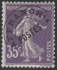 """FRANCE STAMP TIMBRE PREOBLIERE  N° 62 """" TYPE SEMEUSE 35c VIOLET """" NEUF xx TTB"""
