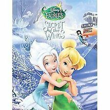 Secret of the Wings (Disney Fairies) (Reusable Sticker Book)