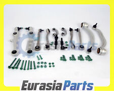 NEW AUDI A4 A6 S4 VW VOLKSWAGEN PASSAT HD CONTROL ARM ARMS SUSPENSION KIT 13PC