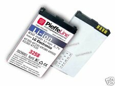 batteria  850mAh per  LG KF300 KF330 KM380 KM500 KS360 TRIBE