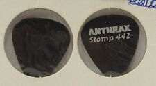 Anthrax - Old Stomp 442 Promo Tour Concert Guitar Pick