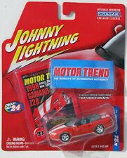 JOHNNY LIGHTNING  MOTOR TREND MAGAZINE 1998 CHEVROLET CAMARO Z28  #21
