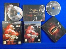 ps3 DEMONS SOULS Black Phantom Edition A Strategic RPG Game PAL UK Demon's
