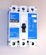 Westinghouse Series C Circuit Breaker HFD3080L 80 amps 600 VAC USA